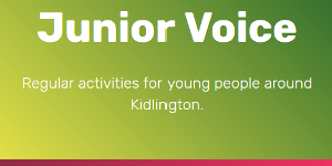 v8 Junior Voice Activities for Young People Babies Children Teenagers